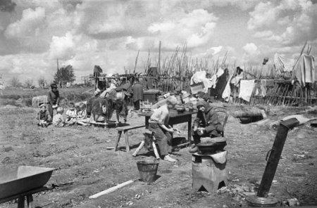 Деревни Могилевщины, сожженные во время войны
