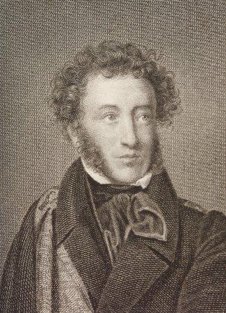 Распопов А. П. встреча с А.С. Пушкиным в Могилеве в 1824 г.