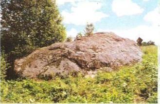 Культавыя камяні Беларусі