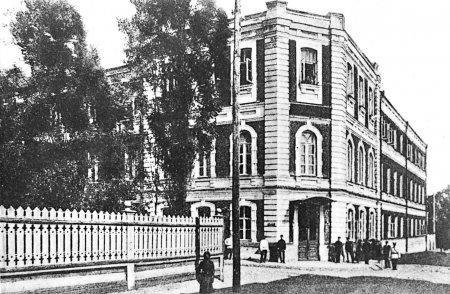 Профессиональные учебные заведения Могилева во второй половине XIX – начале XX в.