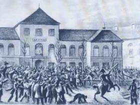 Попытка вооруженного восстания в Могилевской губернии в 1863 году