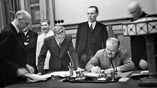 Дипломатический триумф СССР