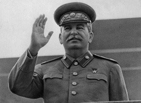 Да, Сталина нам не хватает!