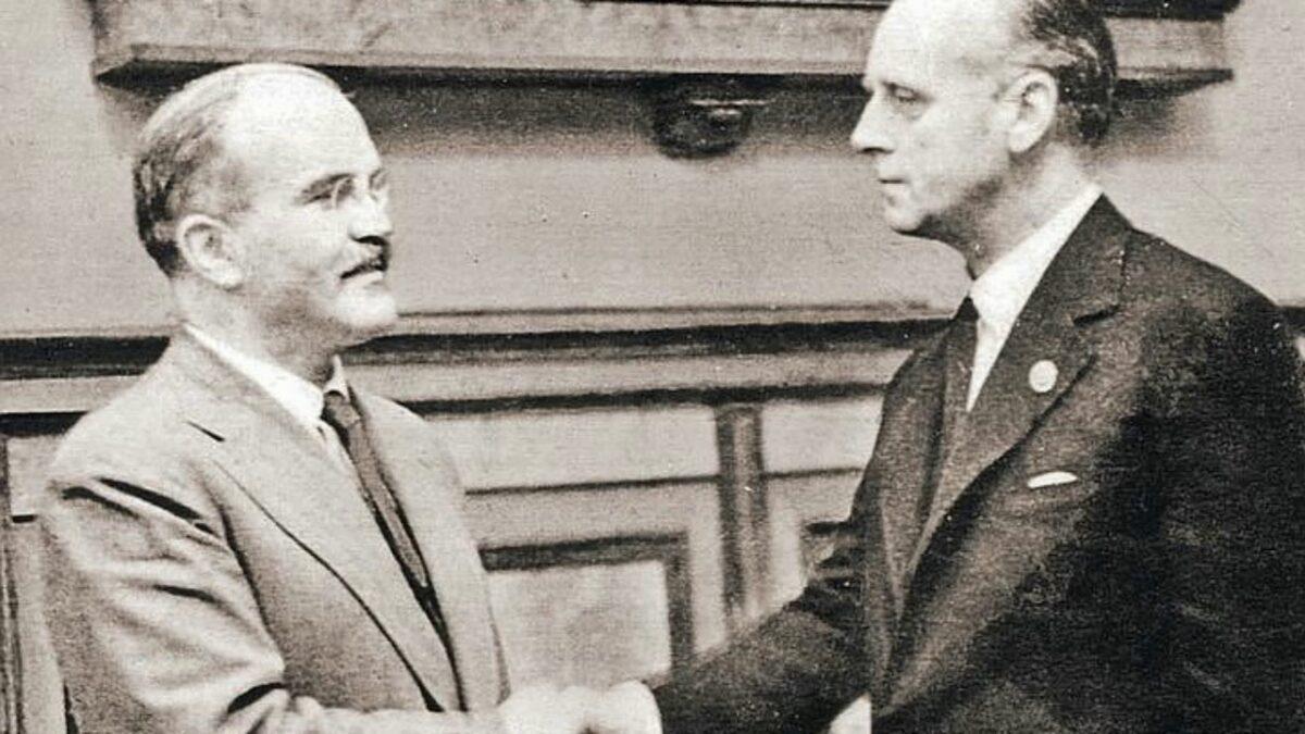 К 80-летию подписания Пакта Молотова-Риббентропа