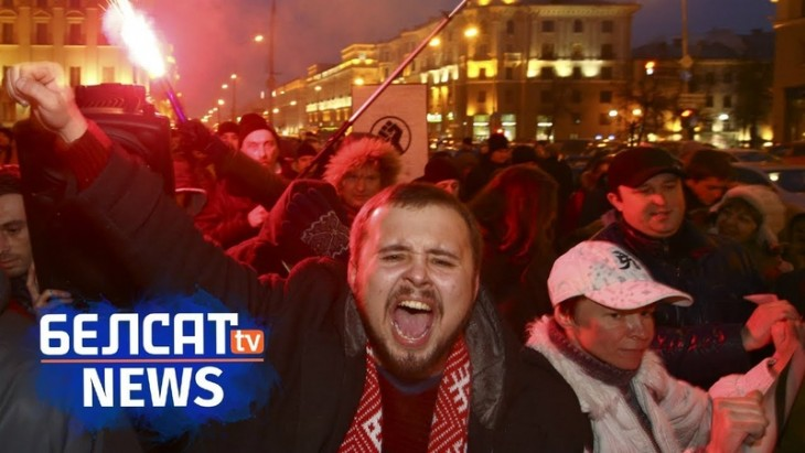 Польская дорога белорусской оппозиции: неземная страсть к Польше