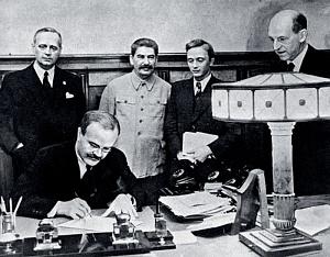 Пакт Молотова-Риббентропа и Великая Победа