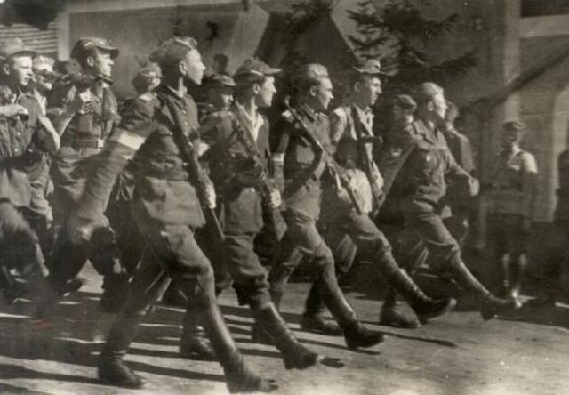Так с кем же и против кого Польша воевала во Второй мировой войне