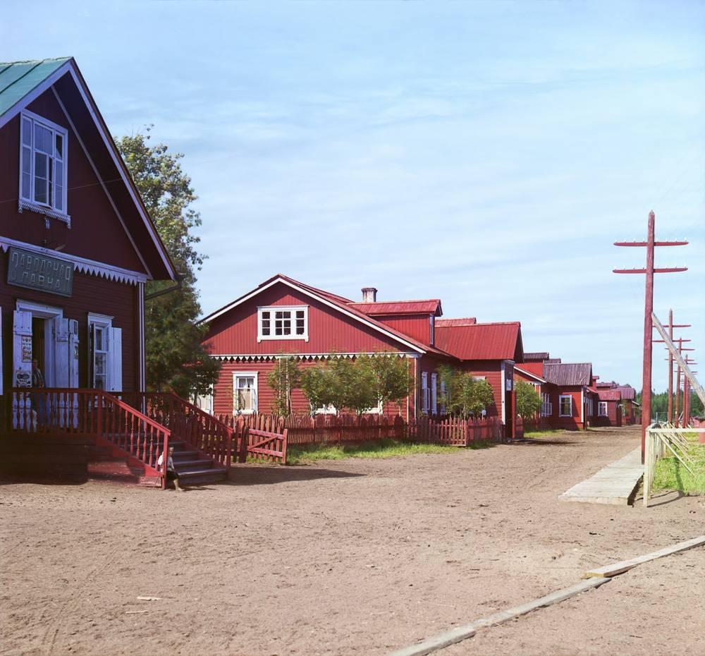Как жили в рабочих посёлках,  как ставят рекорды в Сибири и как будет зеленеть Евросоюз