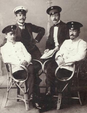 Материальное положение чиновников Могилёвской губернии (1881-1917 ГГ.)