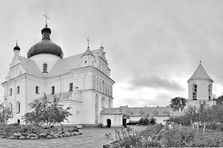 Православные монастыри в пределах Могилевской епархии в 1841-1917 годах