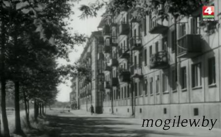 Могилев 1974 года. Видео