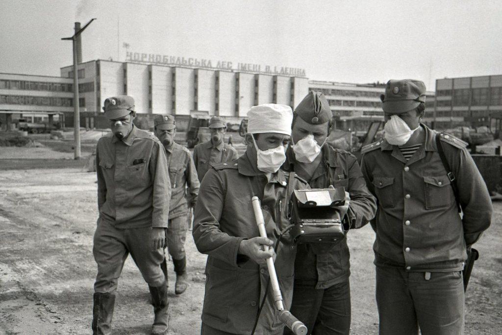 Дневник жителя Гомеля. Как радиация пришла в город