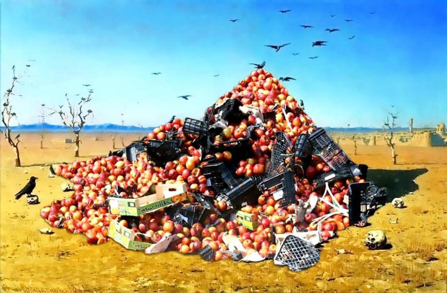 Сколько в России выбрасывают еды, «зелёный» коммунизм и потребительский терроризм