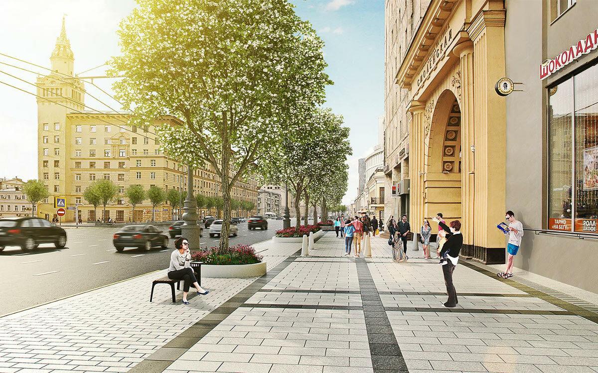 Москва превращается в Швейцарию, польза откатов и высокая культура гаражей