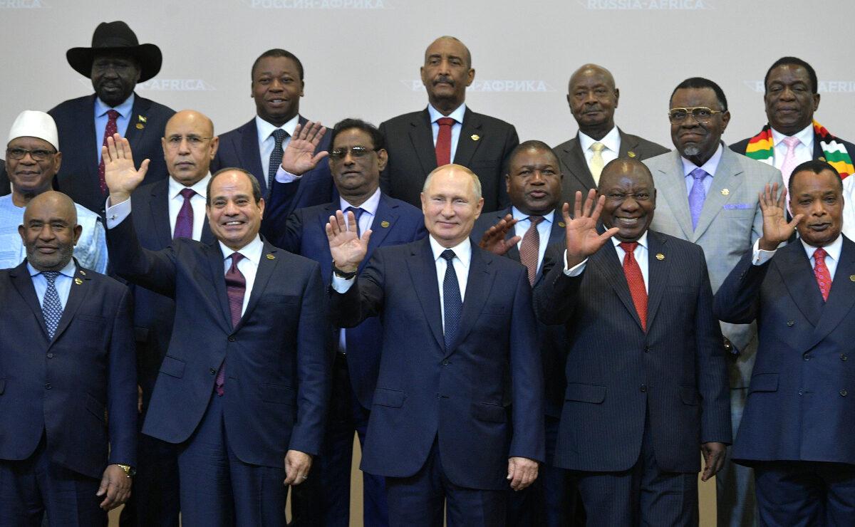 Россия вернулась в Африку, 13 компаний-лидеров и надёжность нашей экономики