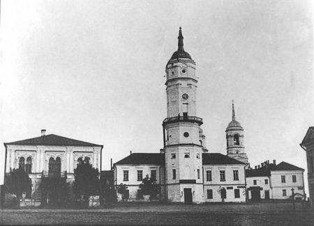 Як Магілёў мог стаць сталіцай Беларусі ў 1917 г.
