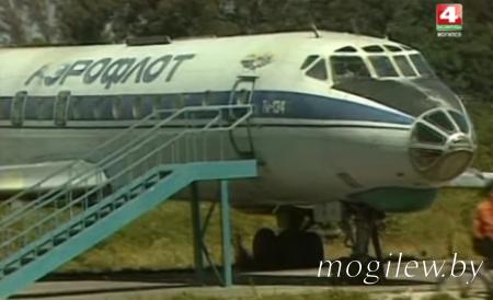 Могилев, конец 1980-х — начало 1990-х. Видео