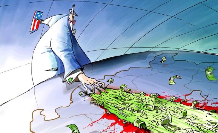 Американцы провоцируют конфликт России и Беларуси