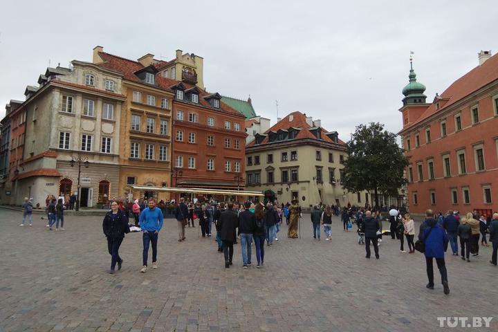 Белорусы рванули на заработки в Польшу. А где дороже жизнь — в Варшаве или Минске?