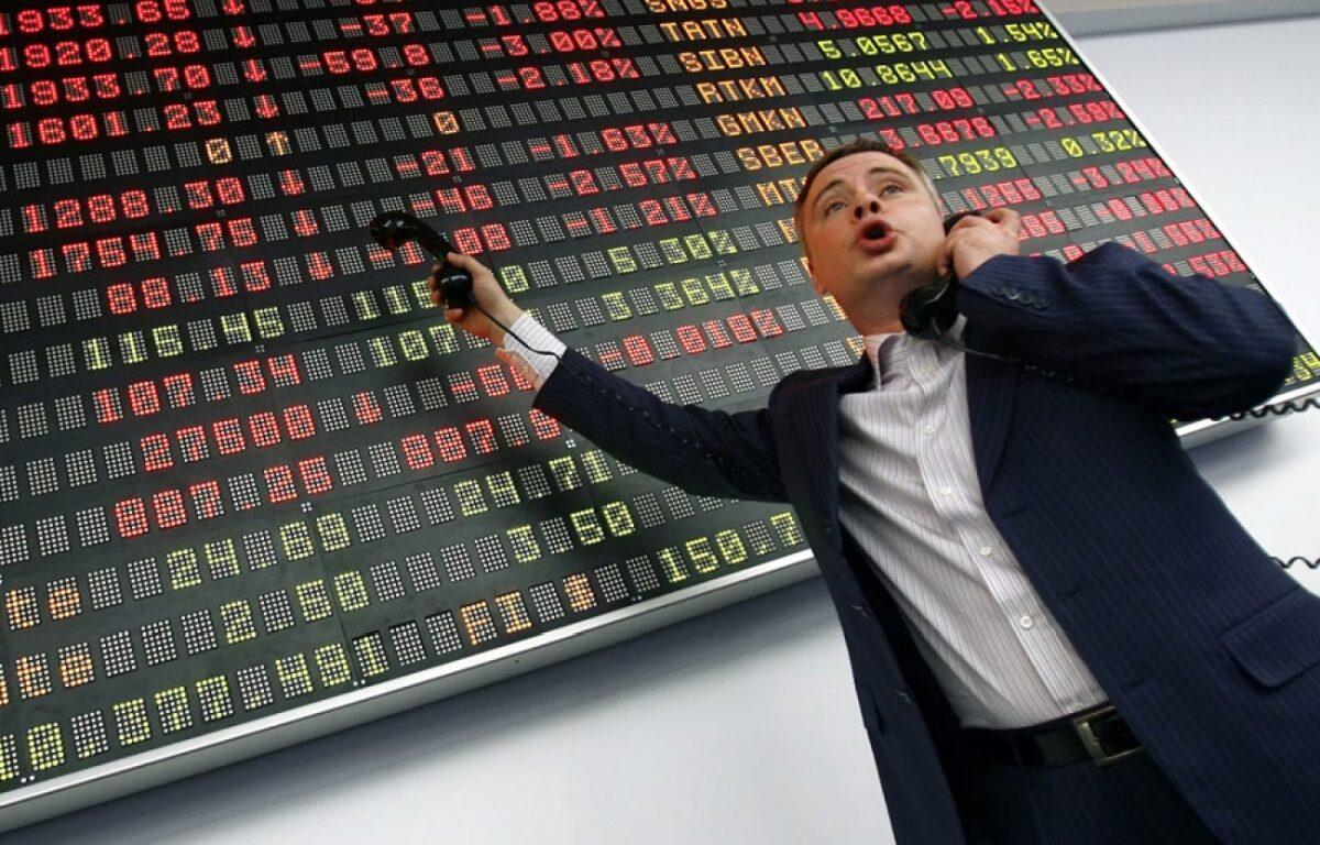 Рекорд Московской биржи, число брокерских счетов и неожиданный секрет смартфонов
