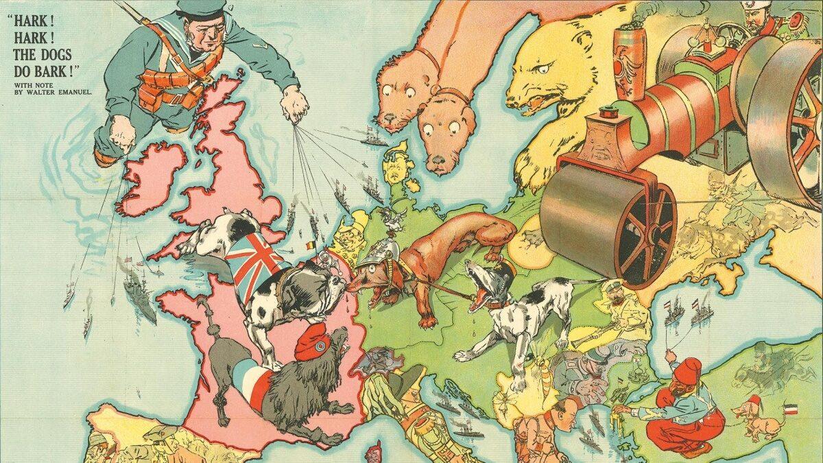 Британия вместо России, мужская солидарность и возвращение короля