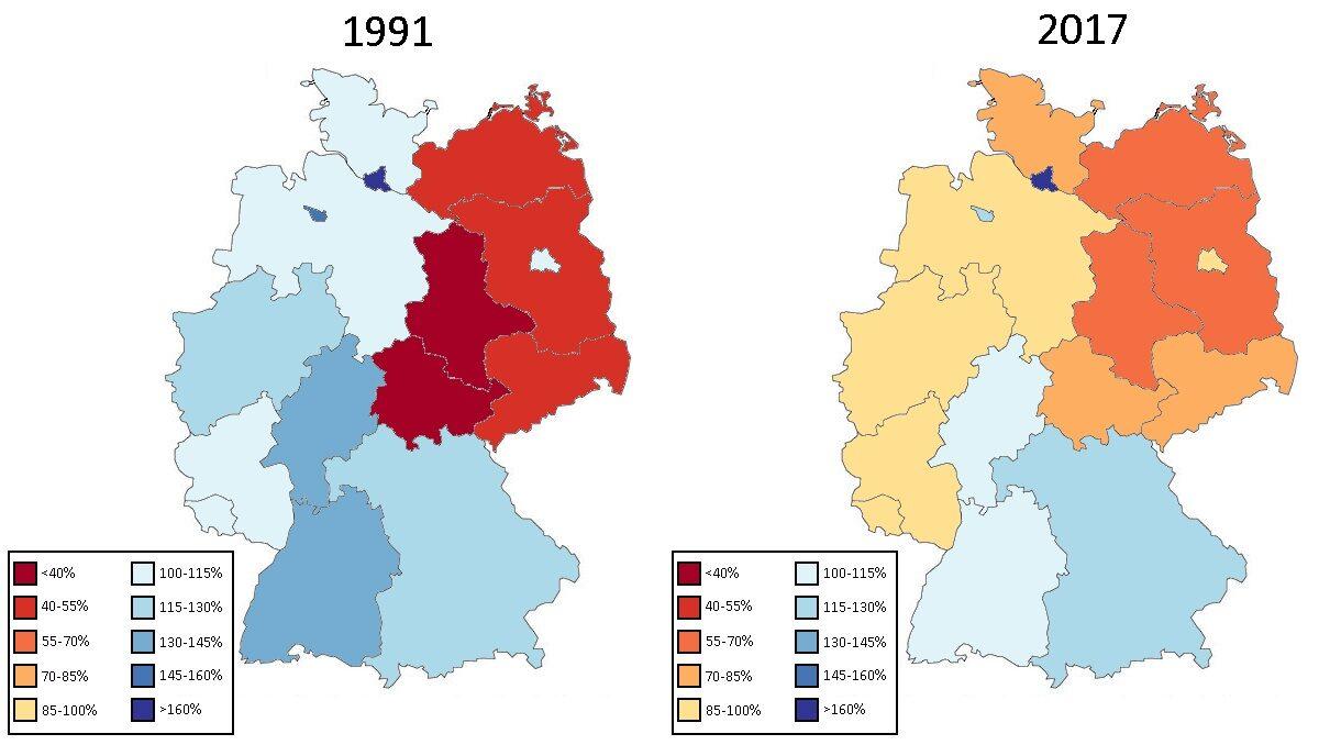 Две Германии по-прежнему две, успехи американской пропаганды и уровень убийств в России
