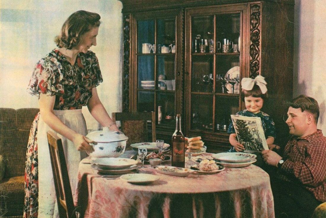 Отказ от алиментов, рождаемость после Сталина и готовность России к роботизации