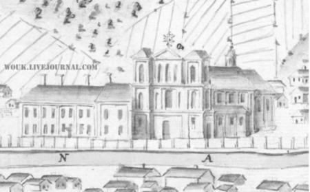 З гісторыі каталіцкіх святынь Шклова