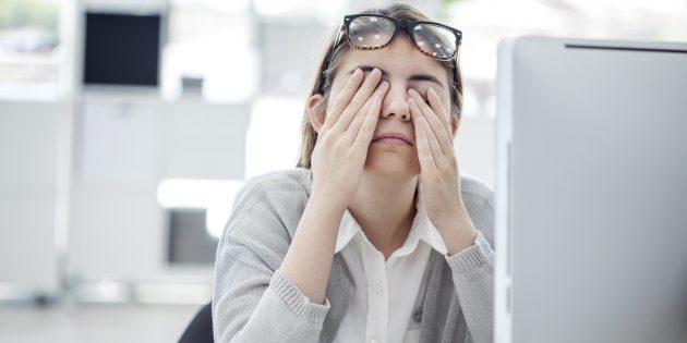 Как снизить нагрузку на глаза, если вы постоянно работаете за компьютером