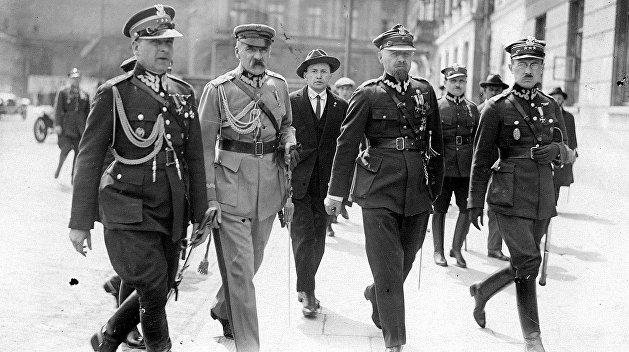 День в истории. 26 января: подписан «пакт Пилсудского-Гитлера»