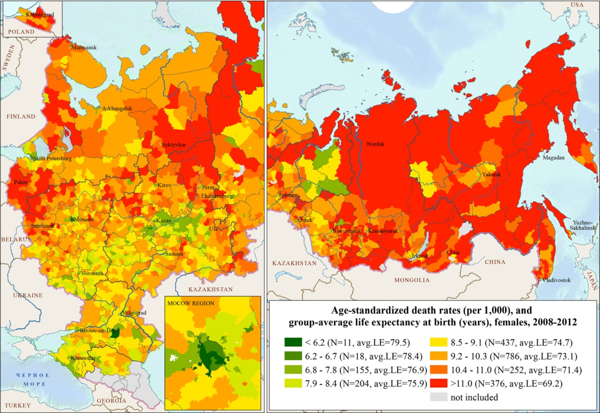 Где в России живут дольше, рост акцизов и органическая еда