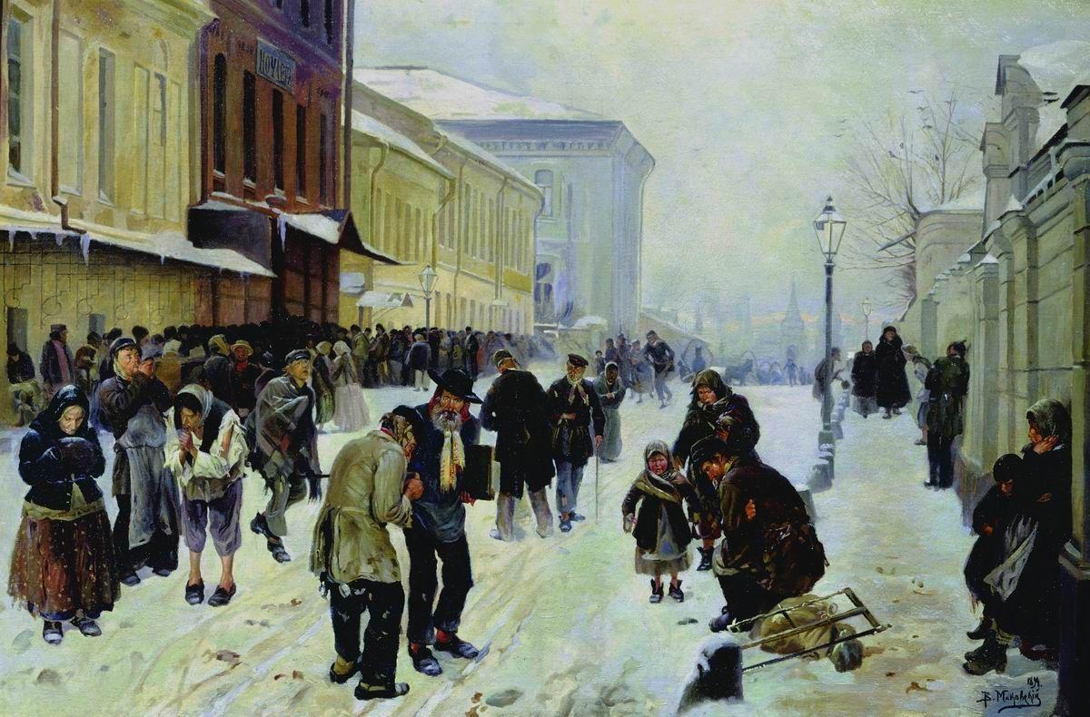 Беднеет ли население России, полстраны пенсионеров и половина машин в кредит