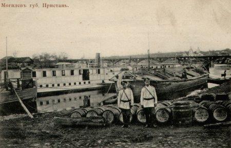 Из полицейских сводок по Могилевской губернии конца XIX — начала XX века