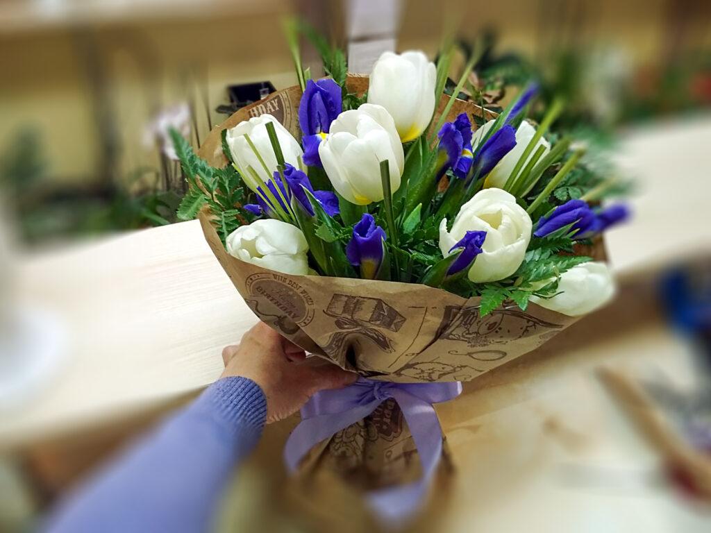 Доставка цветов и букетов в Могилеве.