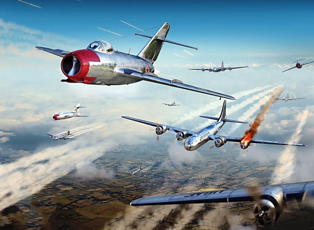 «Сжег 21 самолет»: советский ас рассказал, как сбивал американцев