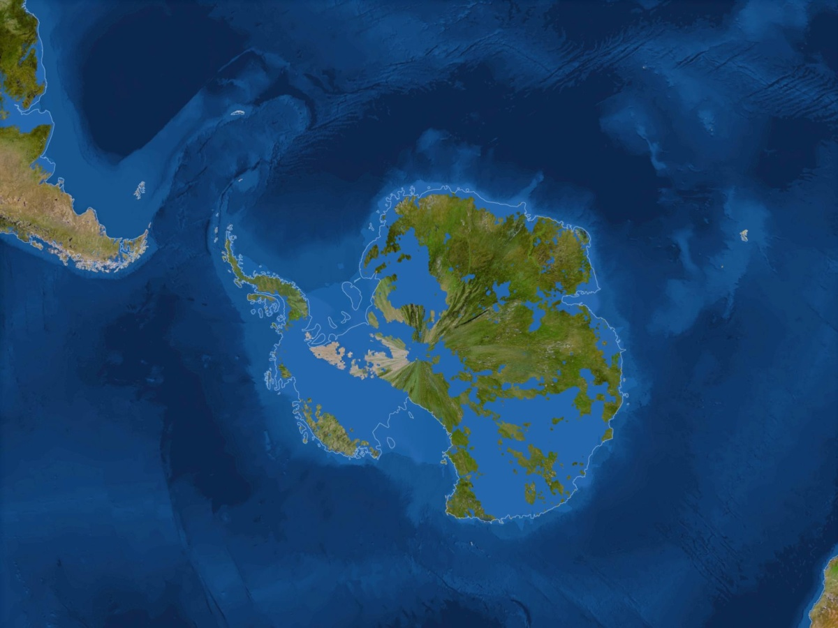 Потепление в Антарктиде, отрицательная цена на энергию и кому достанутся экологические убытки