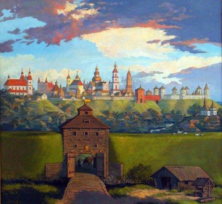 Церковно — приходские школы в Могилевской губернии