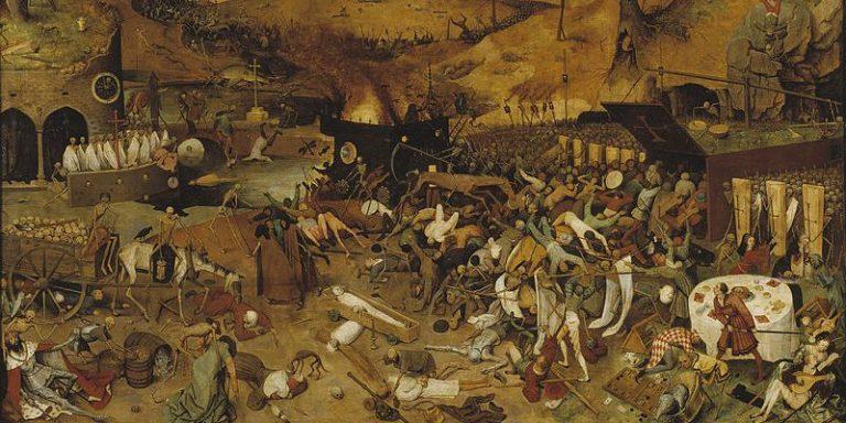 Пандемия и паника. Часть 2