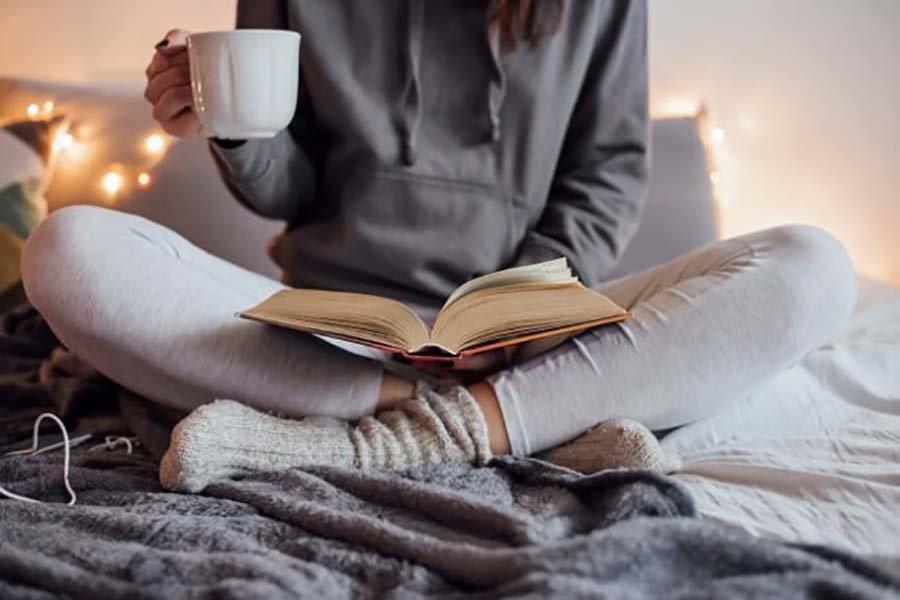 Чтение — лучший способ повысить грамотность, но это правдиво только в отношении книг