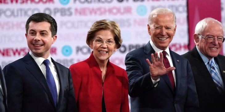 Первые праймериз президентской гонки в США: Круг сужается