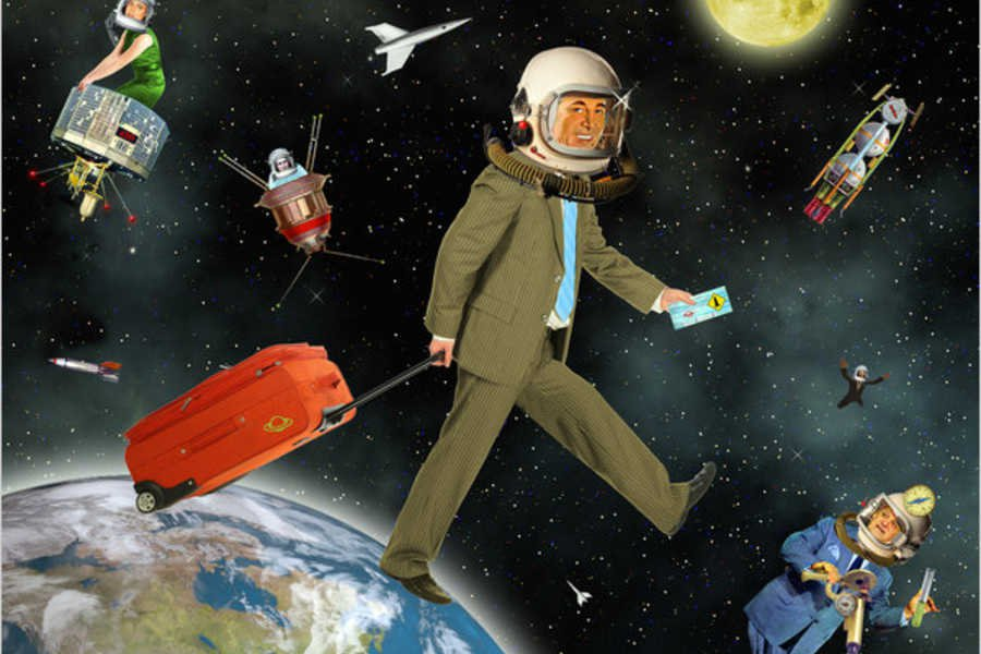 Интересные факты о космических туристах