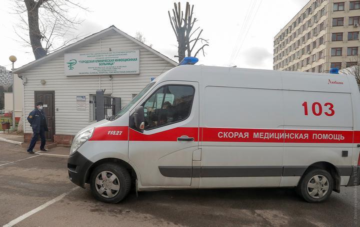 Еще три случая коронавируса в Беларуси — в Гомеле, Гродно и Минске