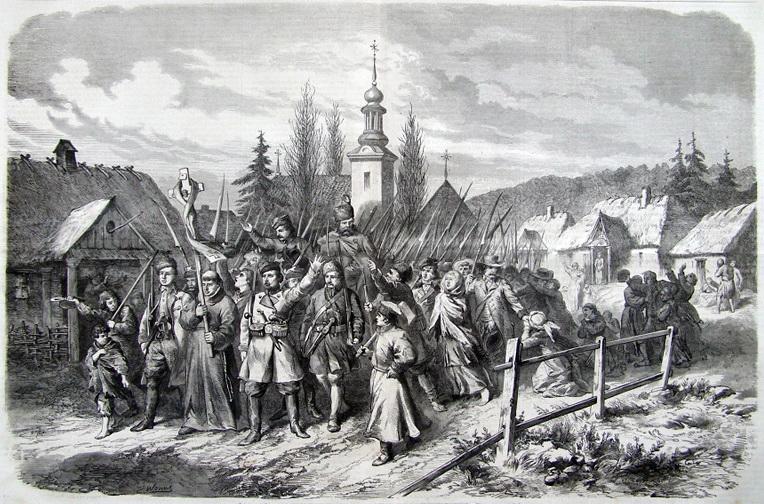 Польское восстание на территории Беларуси в 1863–1864 годах: правда и вымыслы