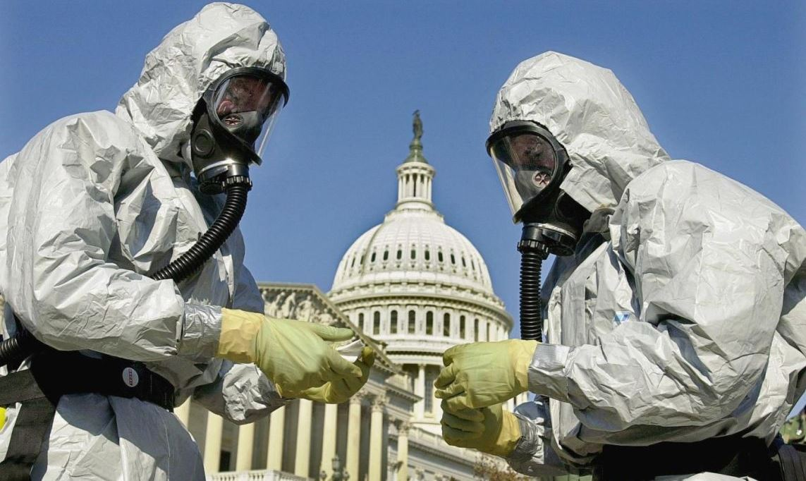 Пандемия, которая планировалась давно
