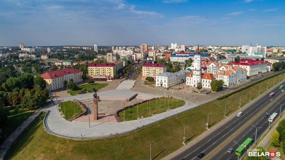 Как менялись города Беларуси: Могилев, который так и не стал столицей