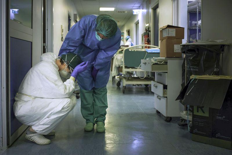 Врач объяснила, как коронавирус так быстро распространился в Италии