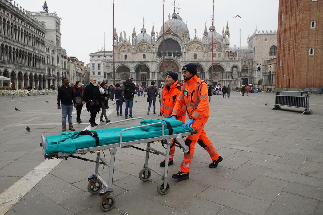 Итальянская болезнь, прощение долгов Россией и помощь половине стран