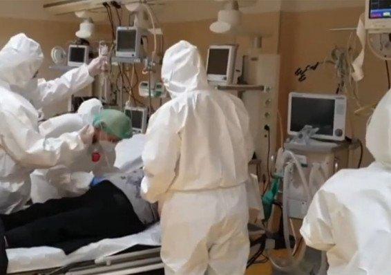 Коронавирус впервые атаковал человека в октябре прошлого года